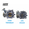 YUMINASHI 34MM THROTTLE BODY vs PCX150 STD THROTTLE BODY
