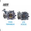 YUMINASHI 34MM THROTTLE BODY vs PCX150 STD THROTTLE BODY