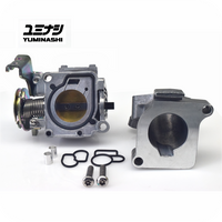 YUMINASHI 34MM THROTTLE BODY & MANIFOLD SET (PCX125/150 - SH125i/150i) (16410-K36-034S)