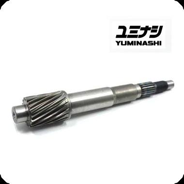 YUMINASHI 18T, PRIMARY GEAR (PCX125/150 - SH125i/150i - CLICK125i/150i...) (23411-KWN-018)