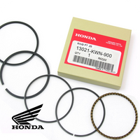 GENUINE HONDA 0.25 RING SET, PISTON (PCX125 / SH125i / CLICK125i / AIR BLADE125) (13021-KWN-900)