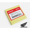 GENUINE HONDA PISTON RINGS (O.S. 0.25) (VISION110 / DIO110 / ZOOMER-X) (13021-KWW-740)