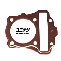 YUMINASHI 54MM SINGLE COPPER HEAD GASKET (CRF110F - DREAM110i - WAVE110i) (12251-KWB-540)
