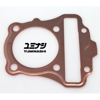 YUMINASHI 55MM SINGLE COPPER HEAD GASKET (CRF110F - DREAM110i - WAVE110i)