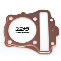 YUMINASHI 56MM SINGLE COPPER HEAD GASKET (CRF110F - DREAM110i - WAVE110i) (12251-KWB-560)