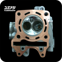 YUMINASHI 62MM/175CC FULL FLOW (8-HOLES) COPPER HEAD GASKET (FOR 150 HEAD) (12251-K97-620C )