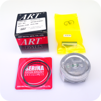 "GENUINE ""ART"" 0.75 (58.15MM) PISTON ASSY / 14MM PIN (PCX150 / VARIO150 / ADV150 / SH150i) (K-K36-0.75)"