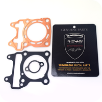 YUMINASHI 60MM/164CC FULL FLOW (8-HOLES) COPPER HEAD GASKET SET (FOR 150 HEAD) (12251-K97-600CS)