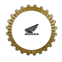 GENUINE HONDA DISK, CLUTCH FRICTION (F.C.C.) (CRF110F / SUPER CUB 110 / W110i) (22201-KWW-741)