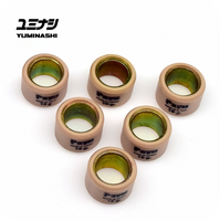 10GR. YUMINASHI (PAYU JAPAN) ROLLER WEIGHTS (Ø20x15MM) FOR PCX125 / PCX150 / SH125i & SH150i ABS