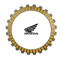 GENUINE HONDA DISK B, CLUTCH FRICTION (F.C.C.) (CRF110F / SUPER CUB 110 / W110i) (22204-KWW-741)