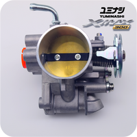 YUMINASHI 42MM THROTTLE BODY ASSY (YAMAHA X-MAX300) (B74-E3750-02-42)