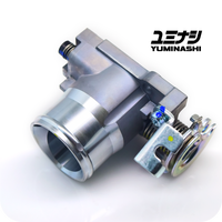 YUMINASHI 28MM LONG-TYPE THROTTLE BODY UPGRADE SET (K26/125i-TYPE) (16410-K26-028L)