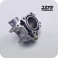 YUMINASHI 58MM (153CC) ECO CYLINDER BLOCK FOR 150 HEAD (PCX125/150-SH125/150-CLICK125/150...) (12100-KZY-758)