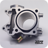 YUMINASHI 164CC ECO CYLINDER BLOCK, 60MM FOR 150 HEAD (PCX125/150 - SH125/150 - CLICK125/150...) (12100-KZY-760)