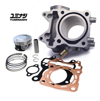 YUMINASHI 164CC DOME ECO BIG BORE CYLINDER KIT (eSP 150CC ENGINES) (12103-KZY-6014HCB)