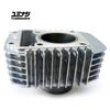YUMINASHI 125CC (52.4MM) CYLINDER - ALUMINIUM (MONKEY Z125 / C125 / MSX GROM125) (12100-KYZ-524)