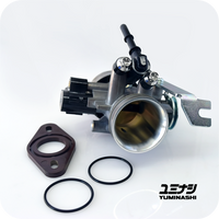YUMINASHI 32MM THROTTLE BODY & MANIFOLD SET (MSX/GROM125 - Z125 MONKEY - CRF110F...) (16400-K26-032S)