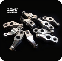 YUMINASHI BILLET ALUMINIUM ROCKER ARM SET (CRF110-125/WAVE110i/C110 SUPER CUB) (14430-GCC-900R)