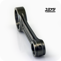 YUMINASHI 101L FORGED CONNECTING ROD / 15-PIN (HONDA & YAMAHA) (06381-5D9-101R)