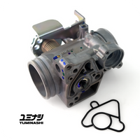 KEIHIN/YUMINASHI 37MM THROTTLE BODY UPGRADE SET (PCX125/150 - SH125/150/300 - FORZA300...) (16410-KTW-937 )