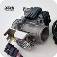 KEIHIN/YUMINASHI 37MM THROTTLE BODY SET (ADV150 - PCX125/150 '14-'21 SH125/150 '17-'20) (16400-K97-037)