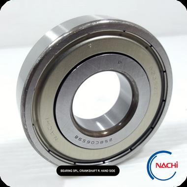 BEARING NACHI, SPL, R. CRANKSHAFT (PCX125/150 - ADV150 - CLICK125/150 - SH125/150..)