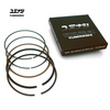 YUMINASHI 164CC (60MM) PISTON RING SET (With hard chromium plating layer (Cr) )