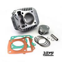 YUMINASHI 164CC LIGHT BORE KIT (MSX/GROM125 - Z125 MONKEY - C125 SUPER CUB) (12103-KYZ-600A)