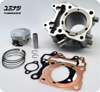 164CC FLAT DECK PCX 150 BIG BORE CYLINDER KIT (eSP 150cc Engines) (12103-KZY-6014HCA)