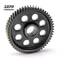 YUMINASHI 54T HIGH GEAR COUNTER SPROCKET (23422-KZR-000)