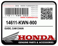 E-04/ 06. GUIDE, CAM CHAIN (PCX125 V1 OEM PARTS)