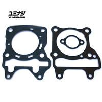 YUMINASHI 58MM GASKET SET FOR 125CC & 150CC eSP ENGINES