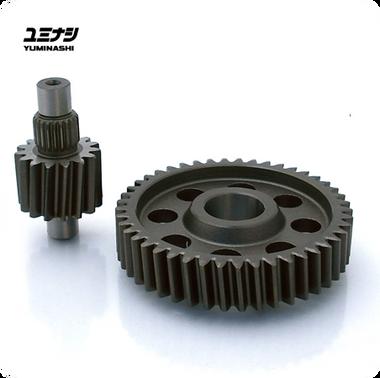 FORGED FINAL GEAR SET 3.0 (15/45) (PCX125/150, SH125i/SH150i ABS, CLICK125i eSP/VARIO TECHNO 125)