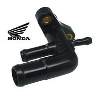 GENUINE HONDA OEM HONDA JOINT, WATER HOSE / COMP. JOIN, FLEXIBLE EAU (12206-KZR-600)