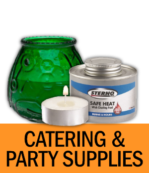 Shop Catering and Party Supplies