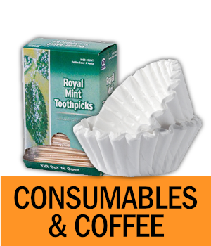 Shop Consumables and Coffee