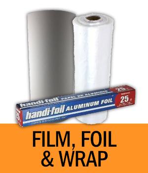 Shop Film, Foil and Wrap