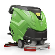 """IPC Eagle CT51BT70 - 28"""" Traction Drive Autoscrubber w/145ah Battery, Pad Driver - Free Shipping"""