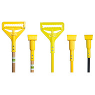 ABCO 01205-NB Janitor Plastic Swing Away Wood Handle