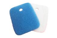 8XX Filter Pad (Blue Sponge Filter & White Filter Pad)