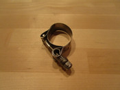 Silencer / Muffler Clamp Steel 1 5/16""