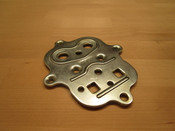 Animal / World Formula Cylinder Head Plate (New Style Big Stud)