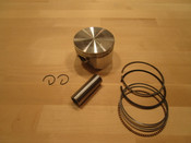 Hemi Predator Std Bore Flat Top Piston Kit