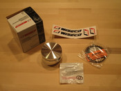 "11132P208 Wiseco Piston Unchromed for the Predator Engine 2.770"" X .640 x .490 (+.014 Over)"