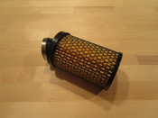 """R2C Briggs Animal Filter 3"""" x 5"""" (1.25"""" I.D.) 20* FLANGE """"New Style"""""""