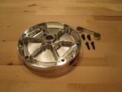 6600 Clone / Honda PVL Lite Billet Flywheel (Use with PVL Ignition)