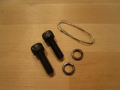 Drilled Header Bolt Kit Clone 8mm (Longer for Thick Flange Pipes)
