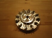 **NEW** 6696 ARC Predator HEMI Flywheel (Speedway Low Air Drag Design!)