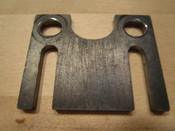 GX 390 Steel Push Rod Guide Plate